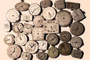 Sugerencias para decorar con relojes