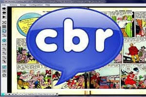 Como generar archivos CBR o CBZ