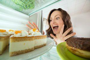 Ilustración de Cómo Congelar una Torta
