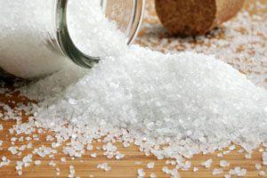 Ilustración de Cómo evitar que la sal se humedezca