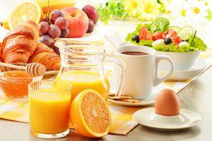 Ilustración de Cómo preparar un Desayuno Nutritivo