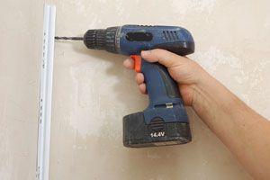 Ilustración de Como perforar azulejos
