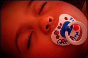 Ilustración de Cómo hacer dormir al bebé