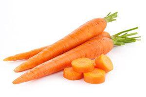 Ilustración de Cómo elegir las zanahorias