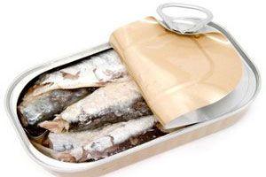 Ilustración de Cómo comprar pescado en lata