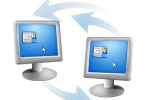 Ilustración de Como entrar a la computadora de un amigo por medio de un e-mail