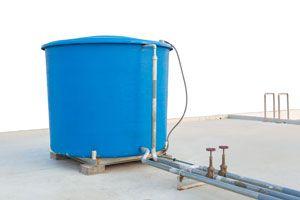Ilustración de Cómo Limpiar un Tanque de Agua Potable