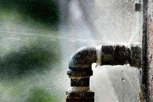 Ilustración de Como Reparar la perdida de Agua en un Caño