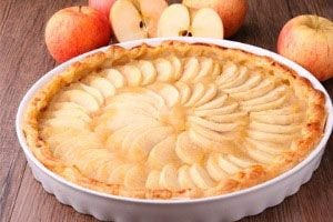 Ilustración de Cómo Evitar que las Tartas o Pasteles se Inflen