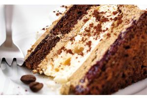 Ilustración de Cómo lograr una torta más esponjosa
