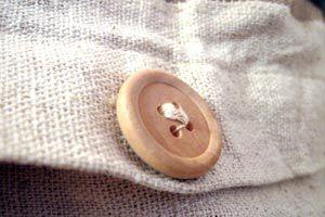 Cómo coser botones para que queden firmes