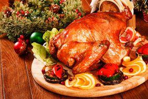 Ilustración de Cómo preparar el pavo de Navidad