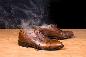 Cómo eliminar el Mal Olor del Calzado