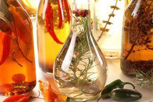 Ilustración de Cómo preparar vinagres saborizados