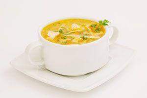 Cómo preparar sopas express rápidas