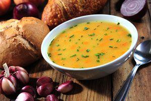 Ilustración de Consejos para Preparar exquisitas Sopas