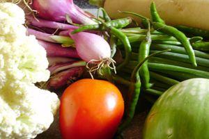 Ilustración de Cómo conservar el color de las verduras al cocinarlas