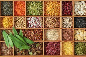 Ilustración de Cómo conservar las legumbres
