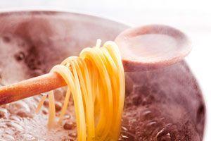 Ilustración de Cómo cocinar las pastas en su punto justo