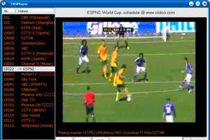 Como ver fútbol por Internet con GNU/Linux