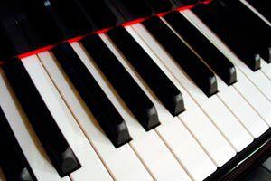 Ilustración de Cómo limpiar un piano