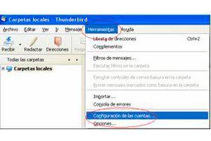 Ilustración de Cómo añadir y configurar RSS en Thunderbird
