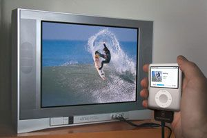 Cómo reproducir videos del iPod en la TV