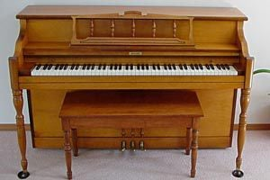 Ilustración de Dónde colocar el piano dentro de la casa