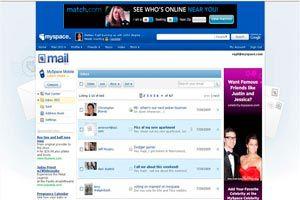 Ilustración de Como cambiar la dirección de correo en MySpace