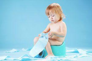 Ilustración de Cómo Enseñar a un Niño el Hábito de Ir al Baño