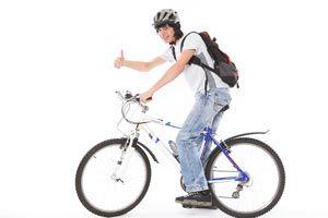 Ilustración de Cómo mantener nuestra bicicleta en buenas condiciones