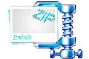 Cómo Comprimir Archivos con WinZIP