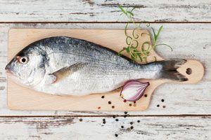 Ilustración de Cómo incluir el pescado en la dieta de la familia