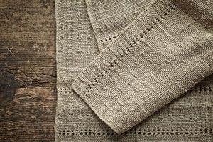 Ilustración de Cómo Lavar, Planchar y Guardar el Lino