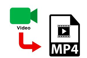 Ilustración de Como convertir videos a MP4 de iPhone