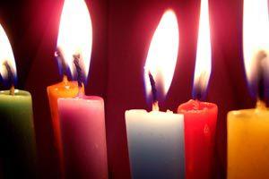 Ilustración de Cómo evitar que las velas goteen