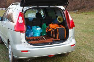 Ilustración de Cómo preparar el coche para viajar