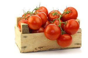 Ilustración de Cómo pelar los tomates en el microondas