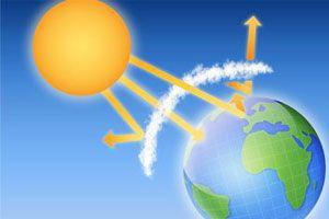 Ilustración de Cómo cuidar la Capa de Ozono