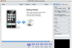 Ilustración de Como transferir un DVD al iPhone o iPod Touch gratis