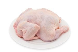 Ilustración de Cómo Congelar y Descongelar un Pollo
