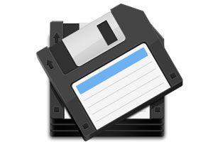 Ilustración de Como crear una disquetera (floppy) virtual.