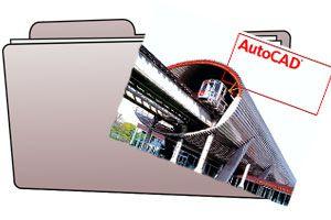 Ilustración de C&oacutemo Abrir Archivos DWG y DWF de Autocad