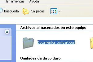 Ilustración de Como eliminar los documentos compartidos