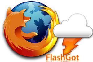Ilustración de Cómo descargar con Flashget en Mozilla Firefox