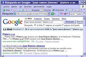 Ilustración de Como excluir palabras al buscar en Google