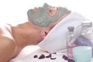 Ilustración de Cómo hacer una máscara casera para cutis graso