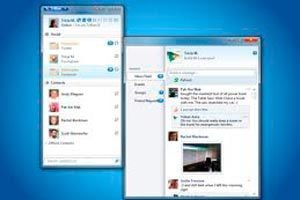 Ilustración de Como chatear con varios contactos a la vez en el MSN