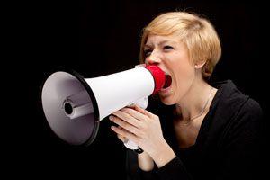 Ilustración de Cómo cuidar la voz