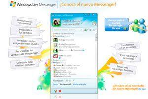 Ilustración de Cómo activar la escritura a mano en Windows Live Messenger